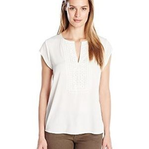 White Ivanka Trump top